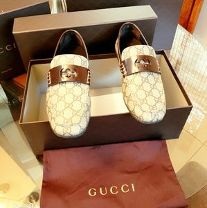 Gucci loafers special edition size 6.5